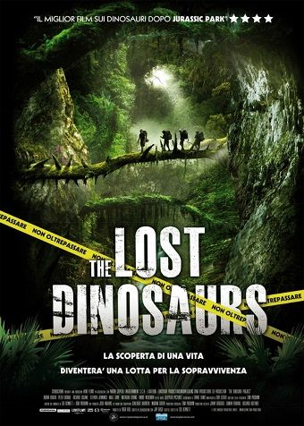The lost dinosaurs (2013) DVD5 Copia 1:1 - ITA/ENG