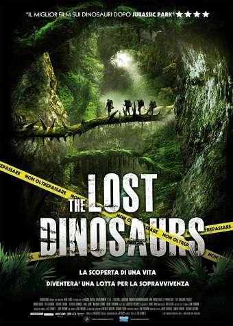 The lost dinosaurs (2013) BRRip 384kbps DVDRESYNC - ITA