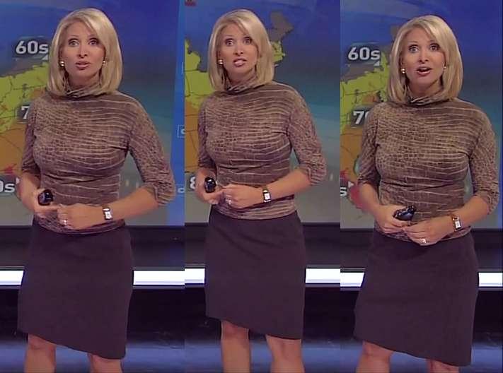 Weather Channel Heather Tesch Hot