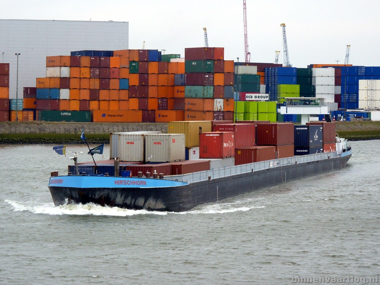 Seibert Gmbh inland freighters captainsvoyage forums