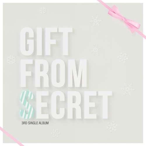 [Single] Secret - Gift From Secret [3rd Single Album]