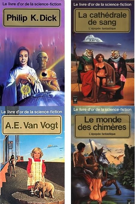 Le livre d'or de la Science Fiction : Intégrale 50 volumes