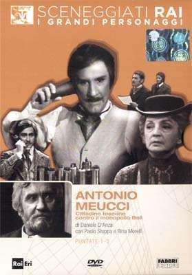 Sceneggiati RAI - Antonio Meucci (1970) .avi DVDRip Ac3 ITA