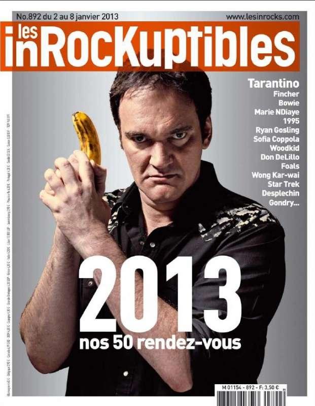 Les inRocKuptibles N°892 du 02 au 08 Janvier 2013