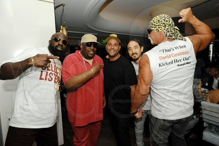 > WTF Why Is Hulk Hogan Wearing A Yeezus T-Shirt?? - Photo posted in The Hip-Hop Spot | Sign in and leave a comment below!