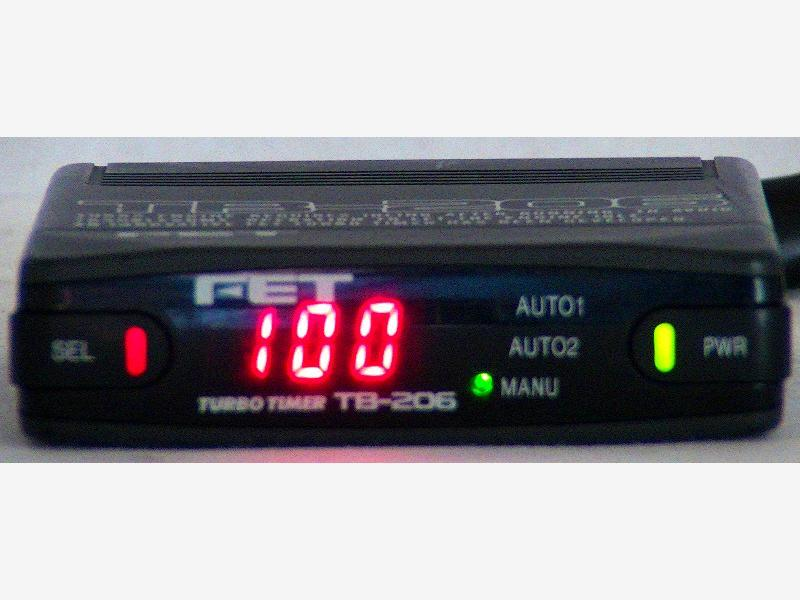 FET TB206 Turbo timer s13 s14 3000gt R34 R32 JZA80 EP91