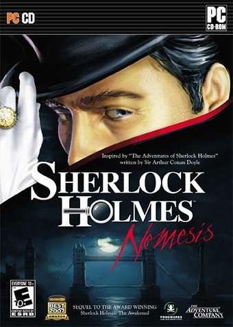 [PC] Sherlock Holmes: Nemesis - MULTI ITA