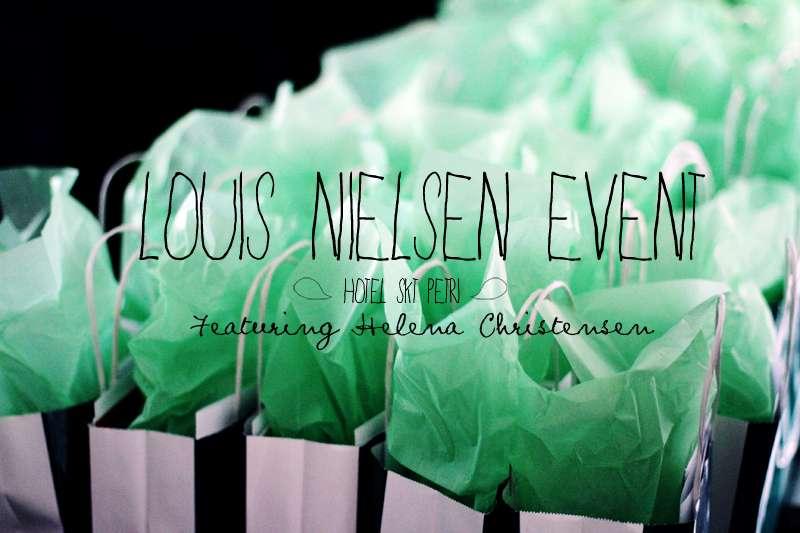 FRAMBOISE FASHION by Sarah Mikaela: Louis Nielsen Event : Årets ...