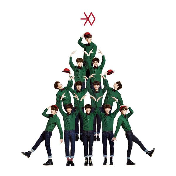 [Mini Album] EXO - Miracles in December [Korean & Chinese Version] (MP3 + iTunes Plus AAC M4A)