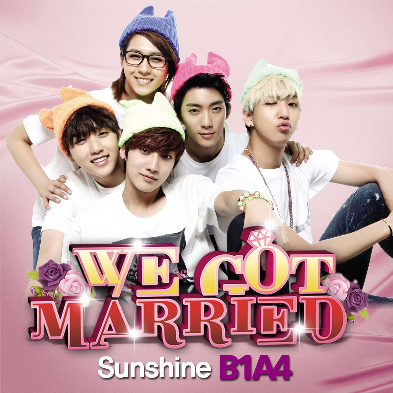 [Single] B1A4 - Sunshine (We Got Married OST Part.1)